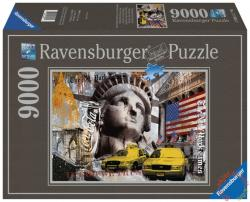 Ravensburger Metropol, New York City 9000 db-os (17803)
