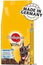 Pedigree Junior Maxi - Chicken & Rice 15kg