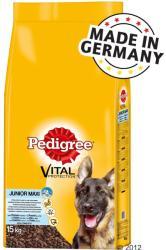 Pedigree Junior Maxi - Chicken & Rice 2x15kg