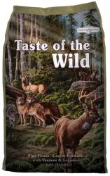 Taste of the Wild Pine Forest Canine Formula 2x13kg