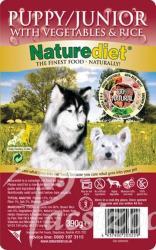 Naturdiet Puppy/Junior 390g