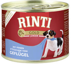 RINTI Gold Junior - Poultry  6x185g