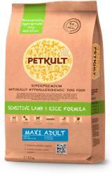 PETKULT Sensitive Lamb & Rice Formula Maxi Adult 12kg