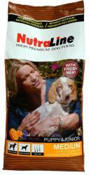 NutraLine Puppy & Junior Medium 12,5kg