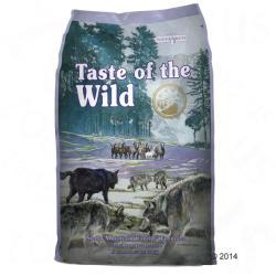 Taste of the Wild Sierra Mountain Canine Formula 2x13kg