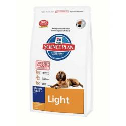 Hill's SP Mature Adult Light Chicken 7,5kg