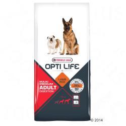 Versele-Laga Opti Life Maxi/Medium Adult Digestion 12,5kg
