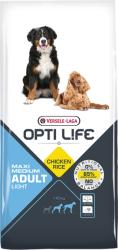 Versele-Laga Opti Life Maxi / Medium Adult Light 12,5kg