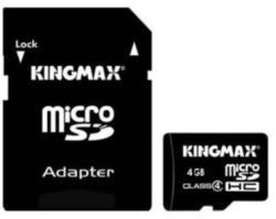KINGMAX MicroSDHC 4GB Class 4 KM04GMCSDHC41A