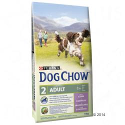 Dog Chow Adult Lamb & Rice 2x14kg