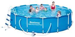 Bestway Miami Beach fémvázas medence szett 427x100cm (FFA192)