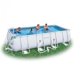 Bestway Party Pool fémvázas medence szett 488x274x122cm (FFA 183)