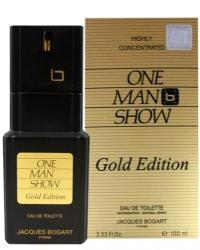 Jacques Bogart One Man Show - Gold Edition EDT 100ml