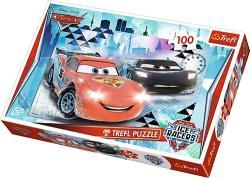 Trefl Verdák - Ice Racers: Jeges kaland 100 db-os (16290)