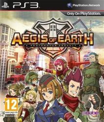PQube Aegis of Earth Protonovus Assault (PS3)