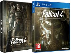 Bethesda Fallout 4 [Steelbook Edition] (PS4)