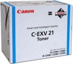 Canon C-EXV21C Cyan 0453B002