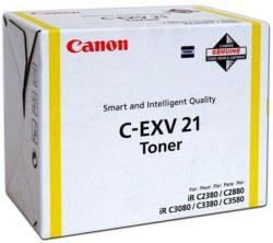 Canon C-EXV21Y Yellow (0455B002)