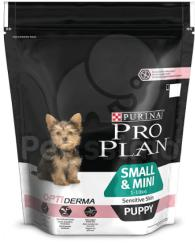 PRO PLAN OptiDerma Small & Mini Puppy  Sensitive Skin 700g