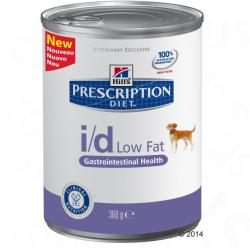 Hill's PD Canine i/d Low Fat 12x360g