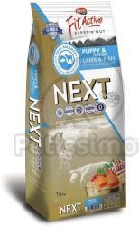 Panzi FitActive Next Puppy Lamb & Fish with Cranberries 2x15kg
