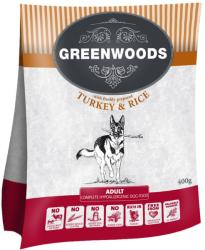 Greenwoods Adult Turkey & Rice 2x12kg