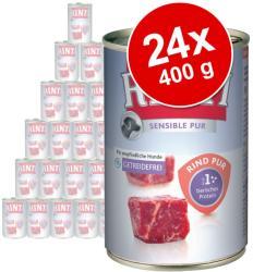 RINTI Sensible Pur - Beef 24x400g