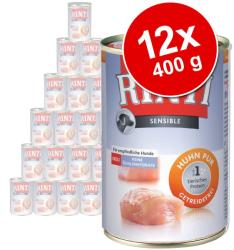 RINTI Sensible Pur - Chicken 14x400g