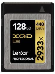 Lexar XQD Professional 2.0 128GB 2933x LXQD128CRBEU2933