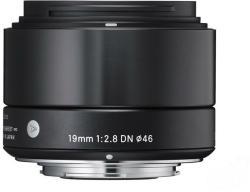 SIGMA 19mm F/2.8 A EX DN (Sony)