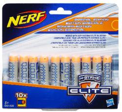 Hasbro NERF N-Strike Elite lövedék - 10db