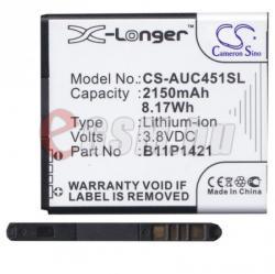 Compatible Asus LI-Ion 2150 mAh C11P1501