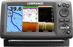 Lowrance HOOK-7 CHIRP