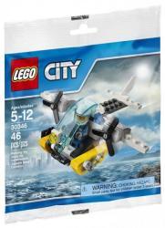 LEGO City - Börtönszigeti helikopter (30346)