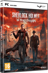 Bigben Interactive Sherlock Holmes The Devil's Daughter (PC)