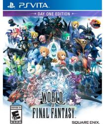Square Enix World of Final Fantasy (PS Vita)