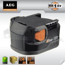 AEG B1214G 12V 1.4Ah NiCd (4932352532)