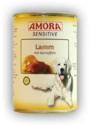 Amora Sensitive - Lamb & Potato 18x400g