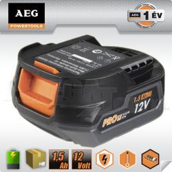 AEG L1215R 12V 1.5Ah PRO (4932430365)