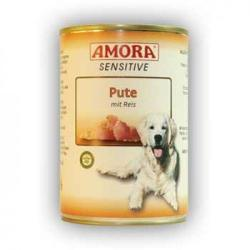 Amora Sensitive - Turkey & Rice 800g