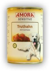 Amora Sensitive - Turkey & Vegetables 400g