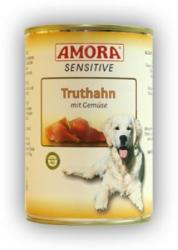 Amora Sensitive - Turkey & Vegetables 800g