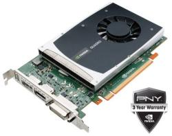 PNY Quadro Kepler K2000 2GB GDDR5 PCI-E (VCQK2000VI-PCIE)