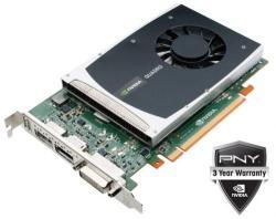 PNY Quadro Kepler K2000 2GB GDDR5 PCIe (VCQK2000VI-PCIE)