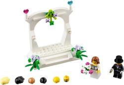 LEGO Esküvői minifigura szett (40165)