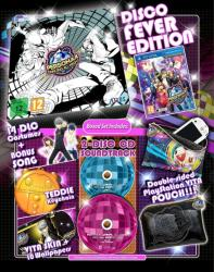 Atlus Persona 4 Dancing All Night [Disco Fever Edition] (PS Vita)