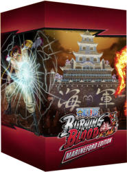 Namco Bandai One Piece Burning Blood [Marineford Edition] (PS4)