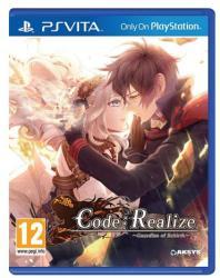 Aksys Code: Realize Guardian of Rebirth (PS Vita)