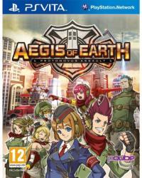 PQube Aegis of Earth Protonovus Assault (PS Vita)