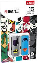 EMTEC Batman vs Superman M700 16GB USB 2.0 ECMMD16GM700SHP2